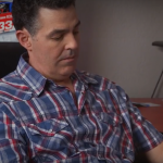 Former Contractor Adam Carolla writing an estimate
