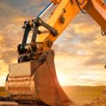 Dirt excavation machine