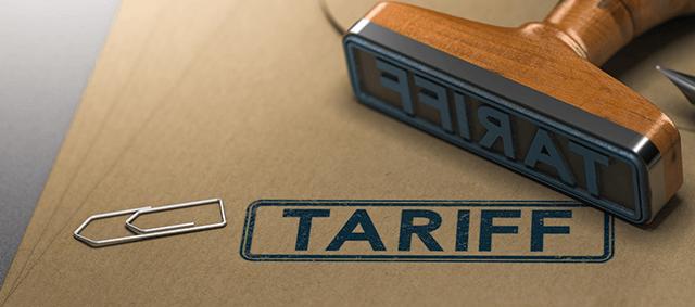 Tariff Stamp